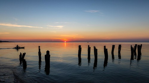 Clifton Springs Jetty Sunset-3
