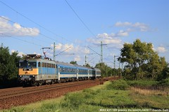 MAV 431-165 (Davuz95) Tags: mav magyar 431 lego vecses ic e 432 train hungary o
