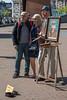Vincent lives!. (PeteMartin) Tags: art painting tourism vangogh amsterdam netherlands nld