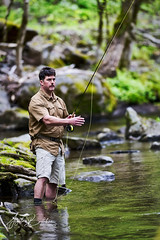 Fly-Tactics (Angelo Bufalino - Avstock.net) Tags: fishing flyfishing nature outdoors smoky smokymountains nikon d810 lee leefilters
