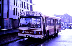 Slide 117-61 (Steve Guess) Tags: eastleigh hants hampshire england gb uk bus aec london transport sussex hantssussex merlin vlw539g mba539