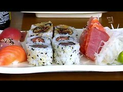 Peixaria também tem comida japonesa (portalminas) Tags: peixaria também tem comida japonesa