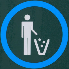 Use litter bins provided (Leo Reynolds) Tags: xleol30x squaredcircle panasonic lumix fz1000 sign signsafety signcircle peril xx2018xx groupperil sqset145 sqset