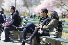 People in Central Park. (kevinrubin) Tags: newyorkcity street streetphotography nyc newyork unitedstates us