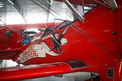 Aerobatic (crbrownies) Tags: airplane automobile antique museum western pacific northwest oregon washington hood river