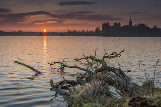 Linlithgow Loch at Sunrise