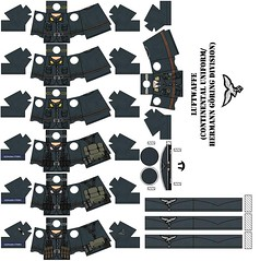 Luftwaffe (Continental uniforms-Hermann Göring division) (Desert fox Customs) Tags: ww2 wwii lego luftwaffe decals custom minifig hermann göring uniform division