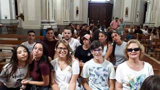 Eucaristía final de curso Juveniles MIES