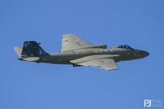 RAF Canberra PR.9 XH134 (philrdjones) Tags: aircraft airshow avgeek canberra coldwar combat englishelectric fairford jet military pr9 photorecon raf riat riat06 riat2006 royalairforce royalinternationalairtattoo xh134