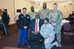 2018 MLK Observance-95 (US Army 1st Recruiting Brigade) Tags: fort meade ft martin luther king jr mlk observance 1st recruiting brigade colonel greg gadson