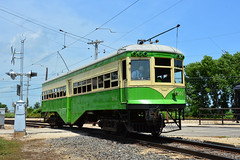 Illinois Ry Museum #101 (Jim Strain) Tags: jmstrain train railroad railway interurban illinoisterminal union illinois trolley tram streetcar