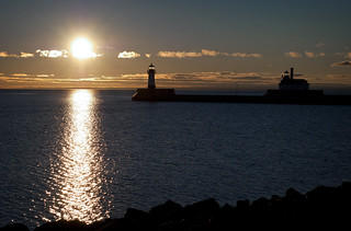 Duluth Ship Canal