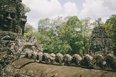 Protectors (lorenzoviolone) Tags: finepix fujix100s fujifilm fujifilmx100s x100s mirrorless travel:southeastasia=2017 krongsiemreap siemreapprovince cambodia kh