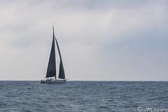 SEMANA NAUTICA MELILLA 2018. DE PERFIL (josmanmelilla) Tags: melilla mar barcos azul agua nubes pwmelilla flickphotowalk pwdmelilla pwdemelilla semananautica nautica sony