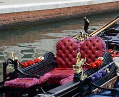 Transport in Venice (Shahrazad26) Tags: gondel gondola venetië venedig venice venizia italië italia italy italien