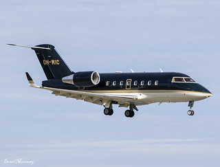 Jetflite Challenger 604 OH-WIC