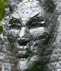 mephistopheles 2 (origami joel) Tags: origami mask origamijoel