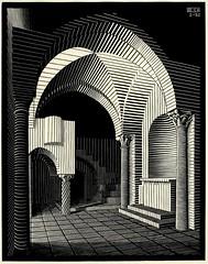 Porta Maria dell'Ospidale - Ravello (Ωméga *) Tags: maurits cornelis escher nederland paysbas hollande hollandais dutch art génial genius ω porte ravello