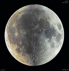 Moon Globe Composition (mariuszwysocki) Tags: graphics 3d moon moonlight art space cosmos universe nature crater mountain color photoshop astronomy photo astrophotography telescope dslr canon skywatcher night sky observers explore world concept poland bialystok hobby