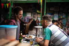 Vicente y... (Juan Bello Photo) Tags: people streets streetphotography streetportraits peru lima barranco gente leica leicam10 pueblolibre juanbellophoto