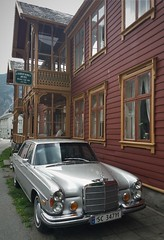 (Uno100) Tags: mercedes 300 280 s sel silver benz norway 1974