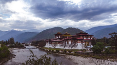 Punakha fortress! (1.5+ mil views. Humbled and thanks to all!) Tags: bhutan travel explore