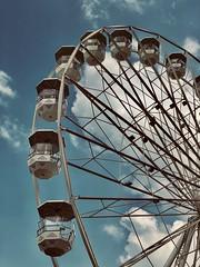 Ferris Wheel (FOXTROT|ROMEO) Tags: fun music sky jahrmarkt kirmes wheel bigwheel ferriswheel festival weeze parookaville riesenrad