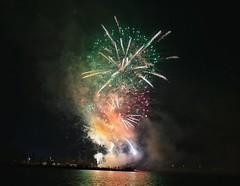 Fiestas en Sant Carles de Rapita. (angelalonso4) Tags: fiestas 50mm alfacs noche canon 1250 eos 6d ef50mm f18 stm ƒ18 500 mm 150 風景 sea mar water agua mediterraneo night