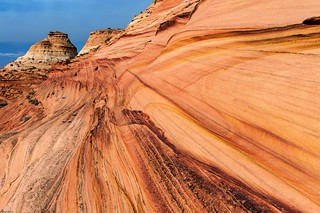 *Coyote Buttes South @ layers of time*