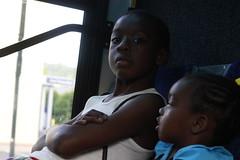 On the bus (LolaKatt) Tags: bus publictransportation color photography colorphotography people peoplephotography canon canonphotography canonrebelt2i daytime larisakarr asheville nc northcarolina usa us unitedstates