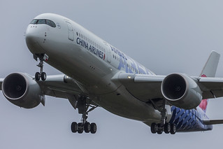 China Airlines A350-941