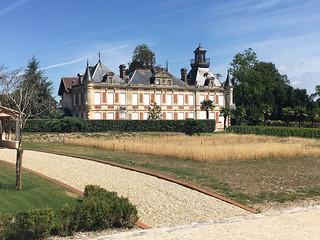 Médoc : Château Marquis d'Alesme Becker