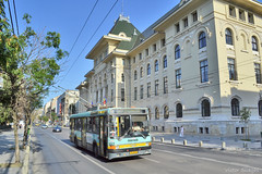Astra Ikarus 415T - 5179 - 90 - 10.08.2018 (VictorSZi) Tags: romania bucharest bucuresti transport publictransport ratb summer vara august ikarus ikarus415t trolleybus troleibuz