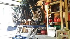 Bike lift - 02 (JD and Beastlet) Tags: