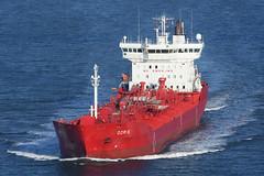 Doris . Forth Road Bridge - 25-02-18 (MarkP51) Tags: doris forthroadbridge firth of forthchemical tanker scotland ship boat vessel