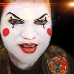 Pagliacci (jivethunders) Tags: pagliacci bajazzo evilclown joker