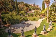 Tortosa (Enrica F) Tags: tortosa baixebre tarragona catalunya nikon city garden