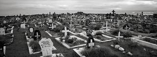 Cemetery, Easter Island