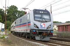 Closer View Of The 902 (DJ Witty) Tags: septa passengertrain nikon railroad photography rr electriclocomotive acs64 citysprinter siemens commuterrail commutertrain