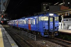 JR Kyushu KiHa 66 15, Nagasaki (Howard_Pulling) Tags: japan rail railway kyushu nagasaki
