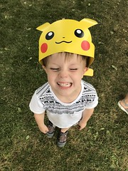 """Paul in His Pikachu Hat • <a style=""""font-size:0.8em;"""" href=""""http://www.flickr.com/photos/109120354@N07/43501296442/"""" target=""""_blank"""">View on Flickr</a>"""