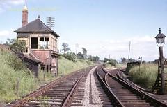 020 Appleby East station 28-06-64 (John Boyes) 023 (Ernies Railway Archive) Tags: ner lner stainmoreroute applebyeaststation