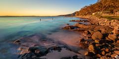 Shoal Bay (John_Armytage) Tags: sunset shoalbay johnarmytage nelsonbay nisifilters australia nsw nikond850 tamron1530 longexposure light photography landscapephotographytours