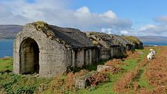 Isle of Raasay.. (Harleynik Rides Again.) Tags: isleofraasay mine ruins scotland westcoast isleofskye highlands harleynikridesagain