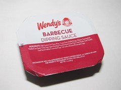 Wendy's Barbecue Dipping Sauce (Pest15) Tags: wendys wendysbarbecuedippingsauce condiment dippingsauce sauce