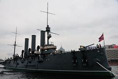 Croiseur Aurore (OlivierGa) Tags: saintpétersbourg russie croiseur aurore navire