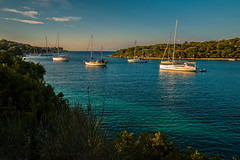 Natural harbour...... (Dafydd Penguin) Tags: natural harbour harbor port abchorage anchor mooring boat boating sail sailboat yacht yachting cruising cruise island paxos paxoi ionian sea greece mediterranean leica m10 elmarit 21mm f28