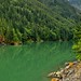 Reflections of Turquoise Green Waters (North Cascades National Park Service Complex)