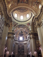 Sant'Andrea della Valle interior, Rome (Pjposullivan1) Tags: santandreadellavalle standrewchurch theatinechurch catholicchurch rome baroquearchitecture