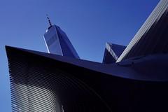 World Trade Center - One 6 (luco*) Tags: usa united states america étatsunis damérique new york city nyc manhattan downtown world trade center path one building édifice gratteciel flickraward flickraward5